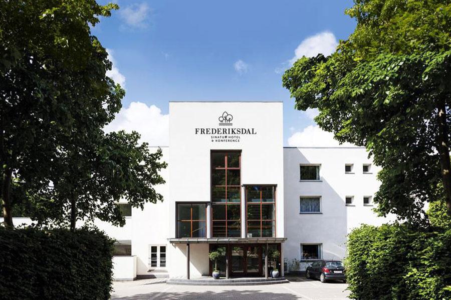 Hotelliste Danmark Rundt