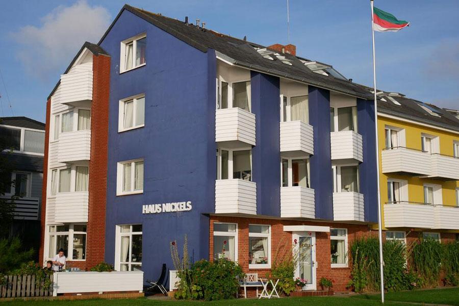 Hoteller Helgoland